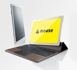 552f90d261 mouse「MT-WN1201E」超高精細で見やすい2in1タブレットPC | 秋葉原ぶらり