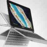 「Chromebook Flip C101PA」限りなくタブレット近い回転ノートPC