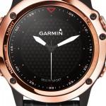 男心をくすぐる?! GPS搭載の高級スマートウォッチ ガーミン「fenix 3J Sapphire RoseGold」