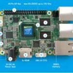 「UPボード」Windows 10も動作するRaspberry Pi互換シングルボードPC