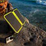 「Nomad 7 Plus」夏の日射しをパワーにするソーラー充電器