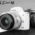 「EOS Kiss M」軽快にファインダー撮影できるミラーレス