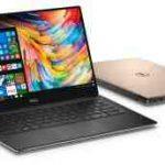 「Dell  XPS 13」フレームレスで超快適なノートPC