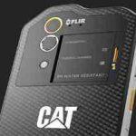「CAT S60」熱を可視化できるタフネススマホ