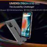 「UMIDIGI BISON X10 /Pro」の特徴、スペック、Antutu、カメラ、価格