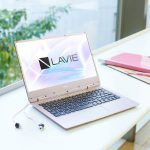 NEC「LAVIE Note Mobile」大学生に人気の薄型ノートPC