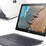 「HP Chromebook x2 12」スペック・特徴・価格  ASUSと比較