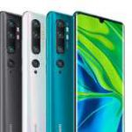 「Xiaomi Mi Note 10」スペック、ベンチマーク HUAWEI nova5T比較