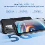 「OUKITEL WP10 5G」と人気タフネススマホを徹底 比較!
