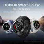 「HONOR Watch GS Pro」と高性能スマートウォッチを徹底 比較!