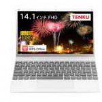 「TENKU SlimBook 14」と人気の14インチ低価格ノートPCを徹底 比較!