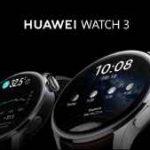 「HUAWEI WATCH 3」と人気の高性能スマートウォッチを徹底 比較!